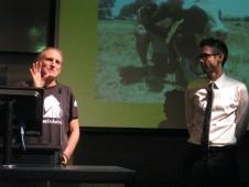 Prof Marc Bekoff & Dr Daniel Ramp